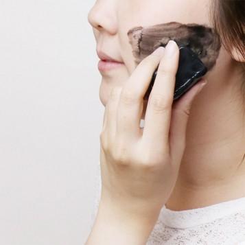Using BLACK PAINT SOAP