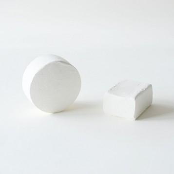 White Paint Soap 120g & White Paint Soap 60g