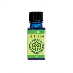 Black Paint INTO Rhythm essential oil for heart