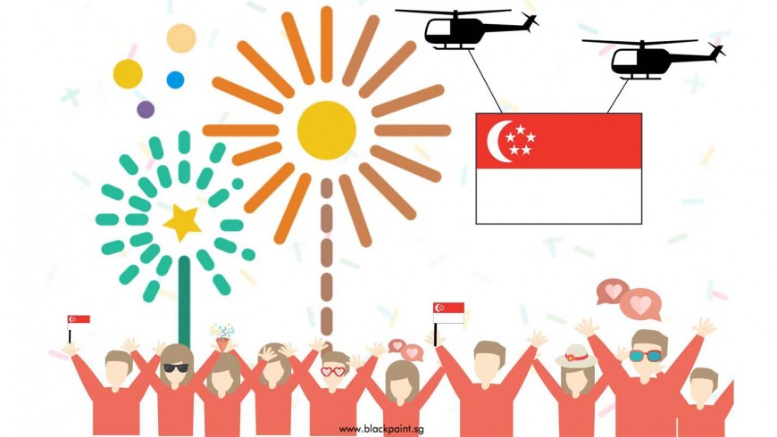 Tips To Survive National Day Parade!