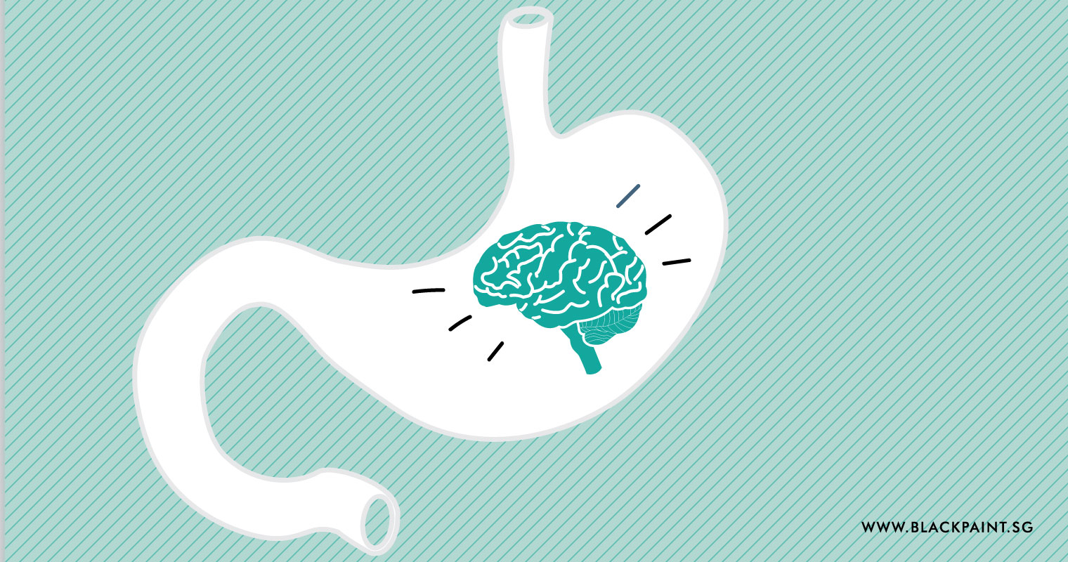 Gut-Brain Connection: How It Affects Our Emotions & Skin with 9 Recommendations